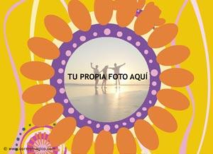 Imagen de Felicitaciones para compartir gratis. Colores