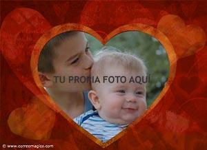 Imagen de Felicitaciones para compartir gratis. Corazones
