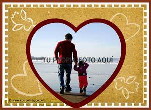 Imagen de Felicitaciones para compartir gratis. Corazón