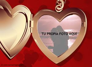Imagen de Felicitaciones para compartir gratis. Relicario