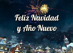Imagen de Navidad para compartir gratis. Alegrías y bellos momentos