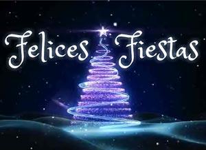 Imagen de Navidad para compartir gratis. Felices Fiestas