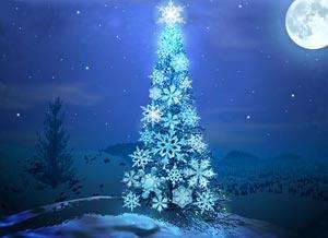 Imagen de Navidad para compartir gratis. Regalos de la vida