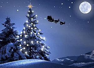 feliz navidad y ao nuevo