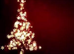 feliz navidad y ao nuevo tarjeta