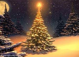 tarjetas animadas gratis de feliz navidad imagenes