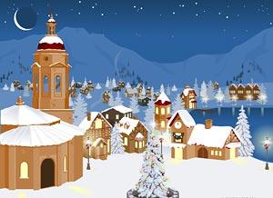 Imagen de Navidad para compartir gratis. El Amor que renace