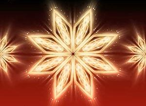 Imagen de Navidad para compartir gratis. Bendiciones para ti y tu familia