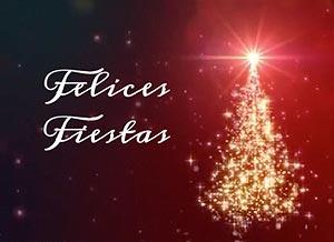 Imagen de Navidad para compartir gratis. Éxito y felicidad