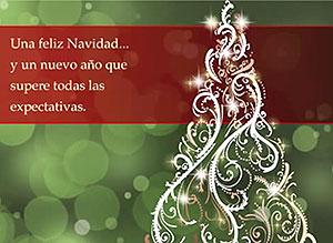 Tarjetas Y Postales De Feliz Navidad Para Empresas