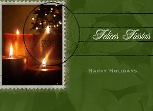 Imagen de Navidad para compartir gratis. Saludos navideños en varios idiomas