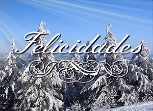 Imagen de Navidad para compartir gratis. La luz del amor de Dios