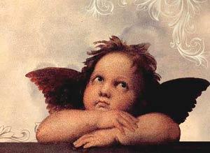 Imagen de Cumpleaños para compartir gratis. Dios te bendiga, mi ángel