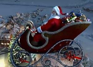 Imagen de Navidad para compartir gratis. La magia de la Navidad