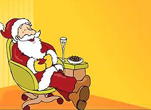 Imagen de Trabajo para compartir gratis. Feliz Navidad y Año Nuevo!