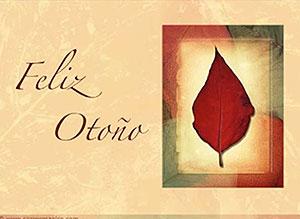 Imagen de Otoño para compartir gratis. El regalo de la vida