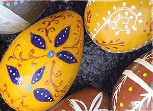 Imagen de Pascuas para compartir gratis. Bendiciones en estas Pascuas