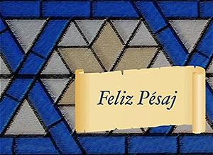 Imagen de Religión Judia para compartir gratis. Paz y alegría en Pésaj