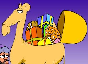 Imagen de Reyes Magos para compartir gratis. Vienen los Reyes!