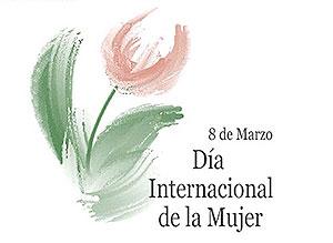 Imagen de Dia de la Mujer para compartir gratis. Feliz día!