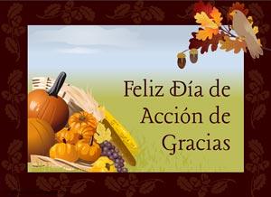 Imagen de Thanksgiving para compartir gratis. Momento de agradecer