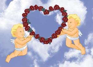 Imagen de Aniversarios para compartir gratis. Te amo, mi ángel!