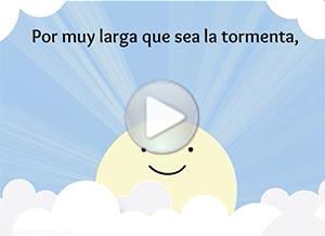 Imagen de Cuarentena para compartir gratis. El sol volverá a brillar
