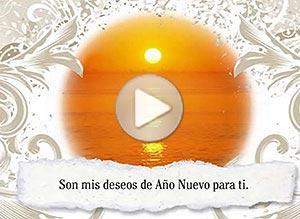 Imagen de Año Nuevo para compartir gratis. Mis deseos de Año Nuevo para ti