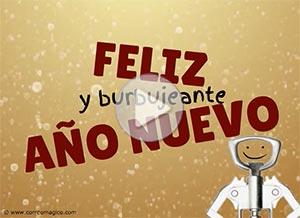 Imagen de Año Nuevo para compartir gratis. Ejercicio para el Año Nuevo
