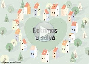 Imagen de Cuarentena para compartir gratis. Quédate en casa