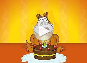 Imagen de Cumpleaños para compartir gratis. Deseo cumplido!