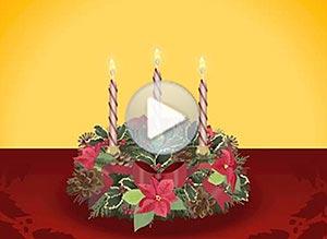 Imagen de Cumpleaños para compartir gratis. Cumplir años en diciembre
