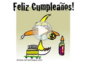 Imagen de Cumpleaños para compartir gratis. Los años pasan...
