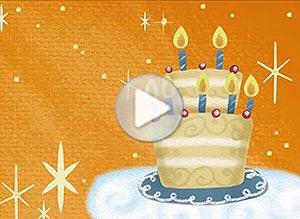 Imagen de Cumpleaños para compartir gratis. Que tus sueños se hagan realidad