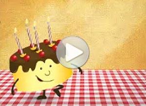 Imagen de Cumpleaños para compartir gratis. Que los cumplas feliz!