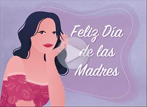 Imagen de Día de las Madres para compartir gratis. No sería lo mismo sin su amor