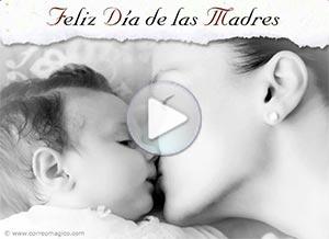 Imagen de Día de las Madres para compartir gratis. El corazón de una Madre