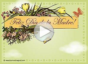 Imagen de Día de las Madres para compartir gratis. De tu hija