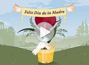 Imagen de Día de las Madres para compartir gratis. Feliz Día de la Madre