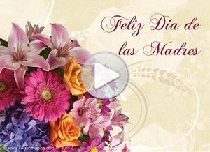 Imagen de Día de las Madres para compartir gratis. Agradezco que seas mi mamá