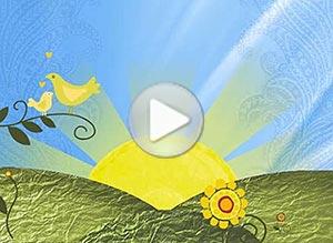 Imagen de Día de las Madres para compartir gratis. Las madres son como rayos de sol