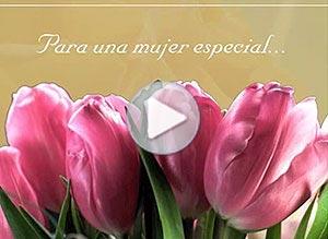 Imagen de Día de las Madres para compartir gratis. Para una mujer muy especial