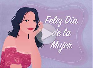 Imagen de Dia de la Mujer para compartir gratis. No sería lo mismo sin ellas