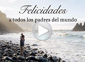 Imagen de Día del Padre para compartir gratis. A los padres que están en el Cielo