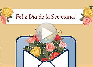 Imagen de Día de la Secretaria para compartir gratis. Tienes un email