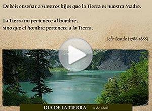 Imagen de Día de la Tierra para compartir gratis. La Tierra es nuestra Madre