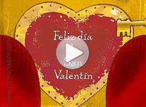 Imagen de San Valentín para compartir gratis. Tienes la llave a mi corazón