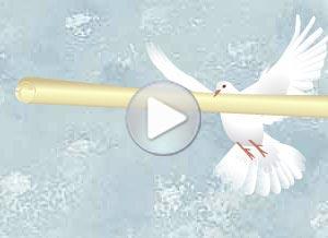 Imagen de Invitaciones para compartir gratis.  Invitación navideña