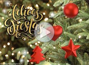 Imagen de Navidad para compartir gratis. Que reine el amor y la esperanza