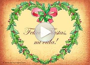 Imagen de Navidad para compartir gratis. Por tu amor